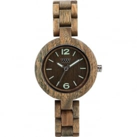 Ladies WeWood Mimosa Army Watch