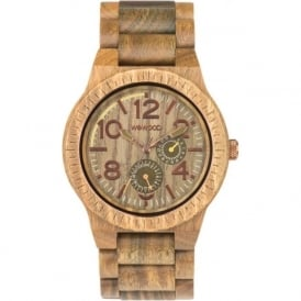 WeWood Unisex Kardo Army Watch