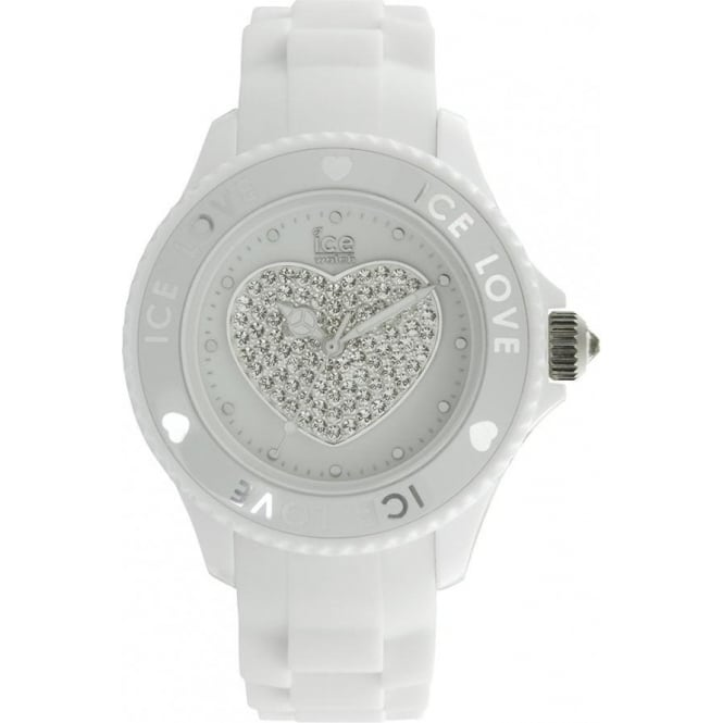 Ice-Watch White Ice-Love Small Watch LO.WE.S.S.10