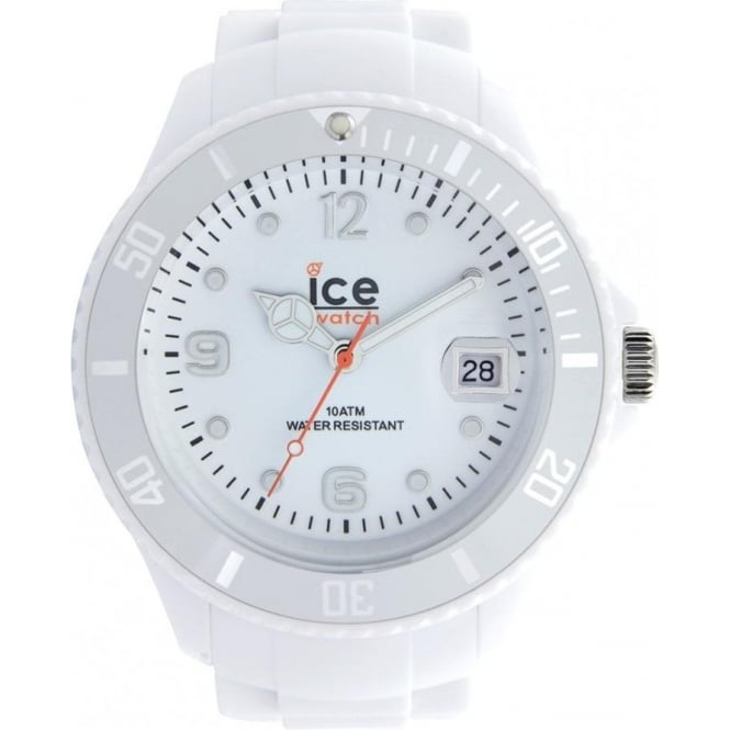 Ice-Watch White Sili Forever Big Big Watch SI.WE.BB.S.11