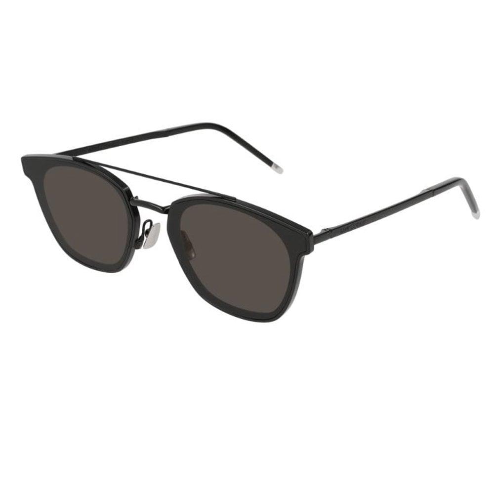 f756c0ccfd3 SL28 Metal 001 61 Classic Black Sunglasses